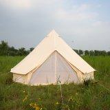 Van de Katoenen van 100% Waterdichte Tent 5m Klok van het Canvas Luxe voor het Openlucht Kamperen
