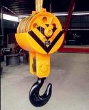 鍛造材の方法のホックを使用して起重機そしてクレーン