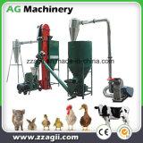 1-2t/H飼料の生産ライン供給の製造設備の牛供給のプラント
