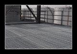 Гальванизированная сваренная решетка стальной штанги 35*5