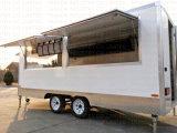 移動式食糧トラックかアイスクリームのカートの移動式食糧カート