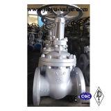 Pn40 DN400 Gear OS&Y válvula gaveta de haste ascendente