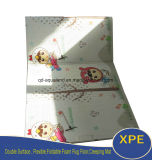 新しいEcoの友好的な二重表面によって印刷される教育赤ん坊のMat/XPEはう泡の敷物の床かキャンプのマットまたはヨガのマットまたはカーペットをするはう毛布または赤ん坊