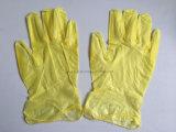 自由な使い捨て可能な粉か食品工業のためのVynilの粉にされた手袋