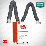 Soldadura portátil Industrial de aspiração de fumo absorvedor de vapores