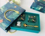 De Alta Calidad personalizada de colores diferentes a favor de la caja de embalaje de regalo de bodas de pequeño tamaño 170*170*55mm