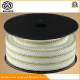 De Verpakking van de Vezel van Aramid die voor Statische Verbinding van Verwarmer, Mangat, de Verwarmer van de Deur van de Oven, Flens Op hoge temperatuur, enz. wordt gebruikt