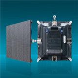 HDのP4ダイカストで形造るアルミニウムキャビネットLEDの段階の/Movingの屋内フルカラー表示