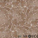 Facile nettoyer le carrelage de vinyle de Lvt de regard de marbre de bâton de peau et d'individu