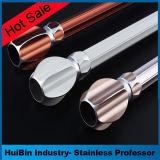 Tenda Rod di lusso dell'alluminio della fabbrica 28mm della Cina con gli accessori