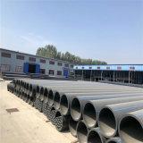 PE van het Systeem van de Levering van het water of van het Gas Plastic Pijp van China