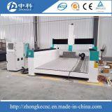 máquina de gravura giratória do CNC da espuma da linha central 4D 4
