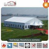 500 tentes extérieures de mariage des personnes 15X40m avec les décorations de luxe