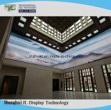 단계 실내 임대료 LED P4.81 전시 광고