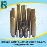 Romatools алмазных буровых коронок ядра для защитных слоев