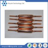 5g de PEÇAS DE FRIGORÍFICOS Two-Way Copper Filtro secador