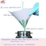 El papel de cono de tamiz de la pintura papel pintura /tamiz