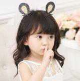 1대 쌍 귀여운 여자 아기 아이 황금초 동곳 머리핀 Barrette 부속품