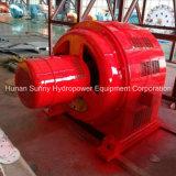 水力電気の発電機の回転子のハイドロ(水)タービン発電機