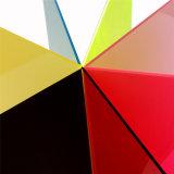 4ft de alto brillo x 8 pies de la hoja de Perspex de plexiglás Transparente 3mm de lámina de acrílico colado
