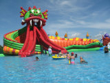 中国製商業膨脹可能な水公園(B001)