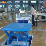 A carga pequena nova Scissor plataformas de trabalho hidráulicas