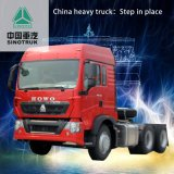 Yiqi Jiefang J6pの大型トラック460HP 6X4のトラクター