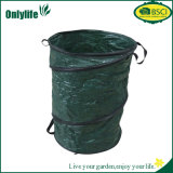 Onlylife Hot Sale Pop-up Green Garden Bag com grande capacidade