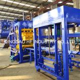 Бетонная плита Qt6-15 Уганды полая делая машины