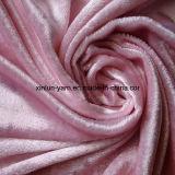 PVC flocado tejido inflable para almohada / ropa / sofá
