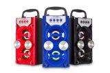 다중 매체 USB FM 라디오 사운드 박스 Bluetooth 옥외 휴대용 입체 음향 스피커