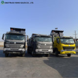 Sinotruk HOWO 6X4 30ton 25ton 덤프 트럭