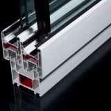 Profili della finestra di UPVC in serie della stoffa per tendine