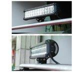 CREE 72W 13.5cm con doble filas Barra de luces LED de conducción automática