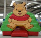Camera gonfiabile di rimbalzo dell'orso su ordinazione per i bambini (BC-023)
