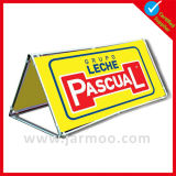 Deportes Promocionales Hot Sell Pop-up Flag Banner