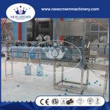 900bph terminan la planta de relleno del agua potable del barril con control del PLC