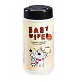 Tissus humides de nettoyage de bouche de main de marchandises de bébé