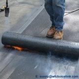 4mmのSbsによって修正される瀝青の防水の膜のアスファルト点滅シート
