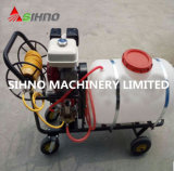 Quatre roues du pulvérisateur de pesticides de l'essence/pulvérisation agricole de la machine