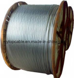 Алюминиевой кабель проводника усиленный сталью для провода ACSR