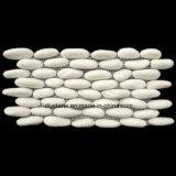 Белый тонкой плитки 30*30 вертикальных настольный светильник