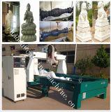 Granit CNC-Gravierfräsmaschine/5 Mittellinie CNC-Steinausschnitt u. Fräsmaschine