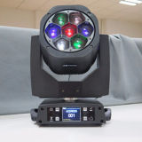 7HP 15W Minizoom Bee Eye K10 movendo cabeça fase LED Light