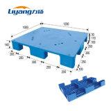 As normas da UE 1200*1000*140mm de HDPE Nove pés Sigle bandeja plástica lateral