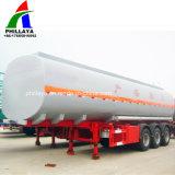 Tanque de Isolamento do SUS de transporte para entrega de Produtos Químicos Líquidos42000L (9825PLY CXX)