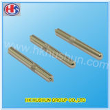 Neuester elektrischer Stecker-MessingPin, verkupfern überzogenen SteckerPin (HS-BS-0079)