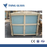 vetro Sandblasting di 4-15mm per la stanza da bagno o la stanza di lavaggio