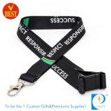 Custom передача тепла напечатано держатель карточки с преднатяжителем плечевой лямки ремня безопасности