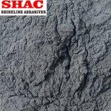 Poudre de carbure de silicium noir pour les abrasifs de décisions